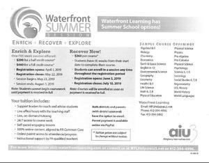 Summer School Programs