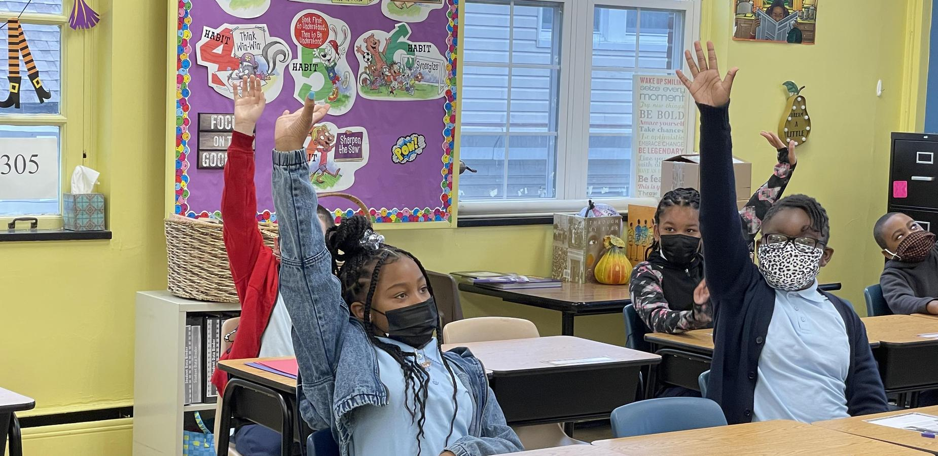 Jackson Academy In-School Learning