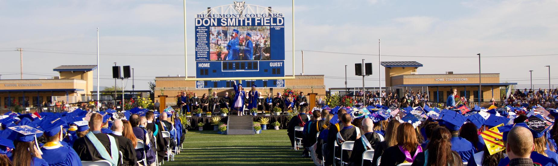 Congratulations Beaumont High School Class of 2019!