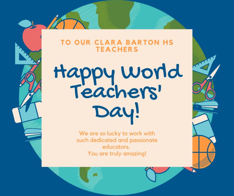 Happy World Teachers Day! Featured Photo