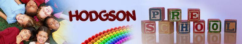 Preschool Banner Image