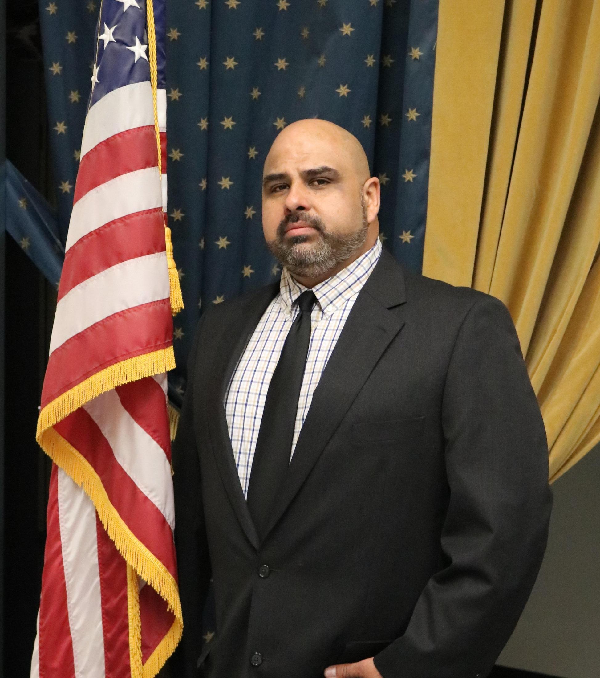 Moy Meraz, Board Clerk
