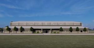 Crandall ISD Multi-Purpose Center