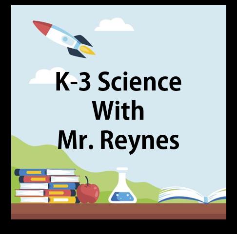 k-3 science
