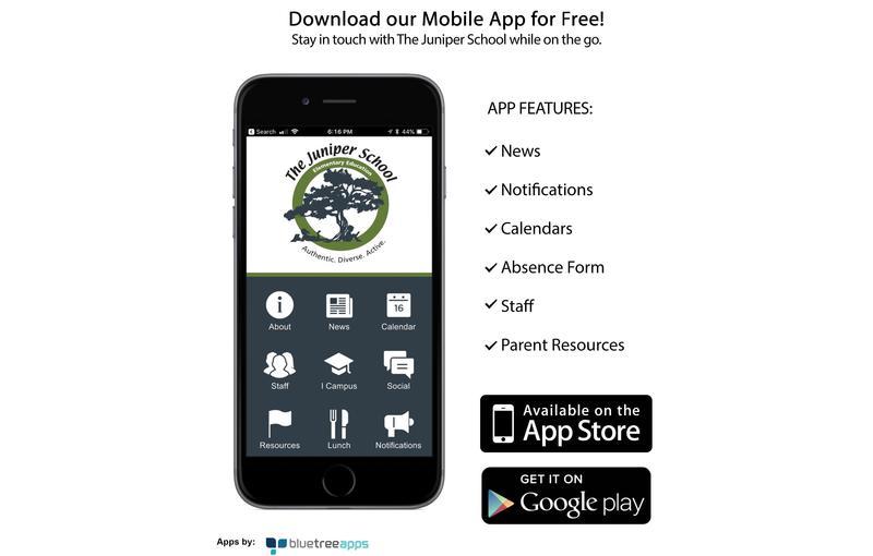 Juniper School App