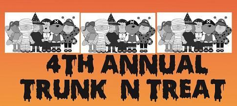 Trunk N Treat Featured Photo