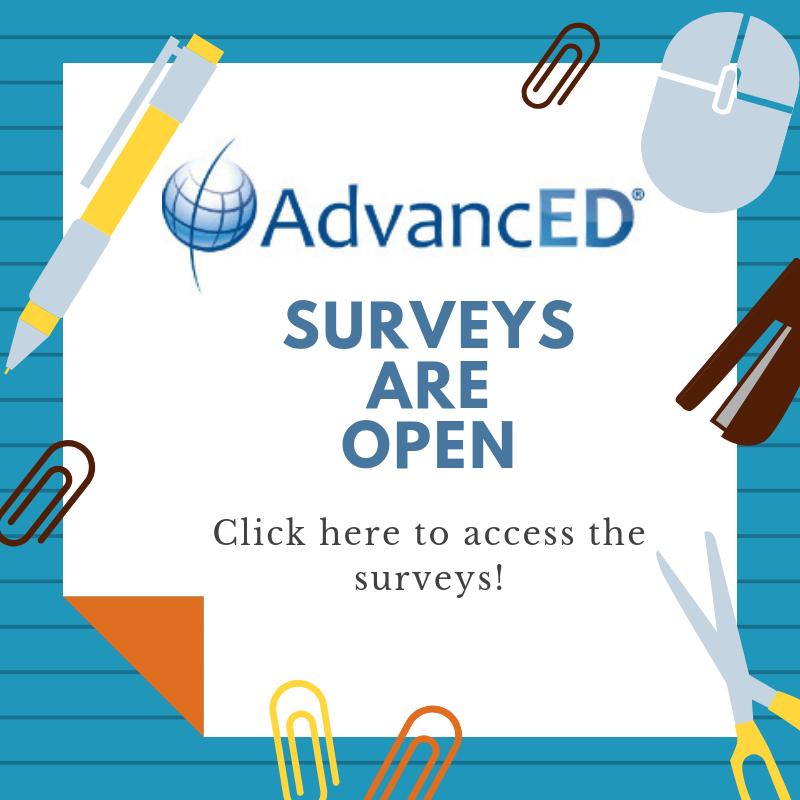2018 AdvancED Student Survey Featured Photo