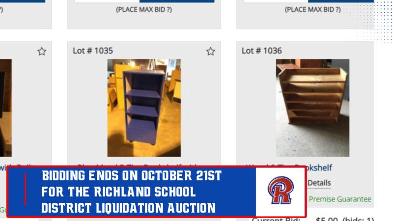 Richland School District Liquidation Auction Featured Photo