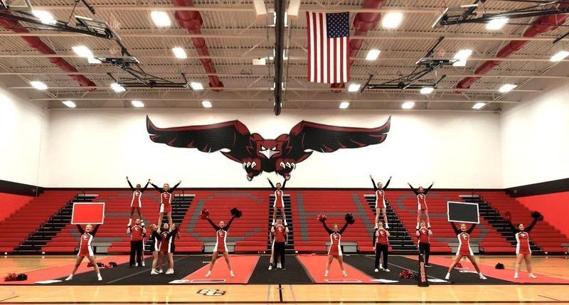 Cheerleading Tryouts Thumbnail Image
