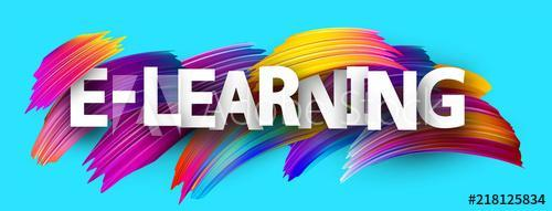 Get excited for E-Learning!