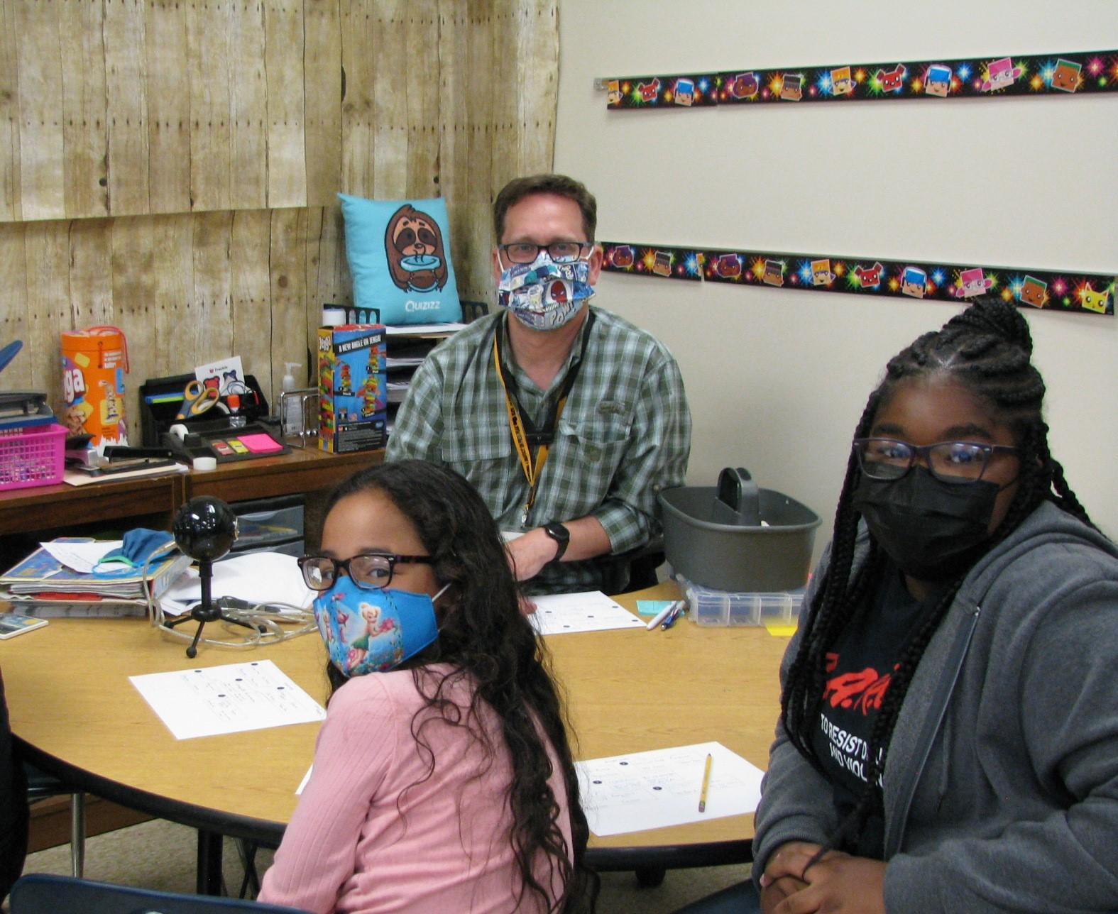 Mr. Bullins 2021-22 Teacher of the Year