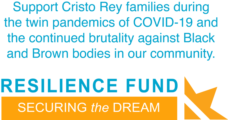 Support the Resilience Fund at Cristo Rey today! Thumbnail Image