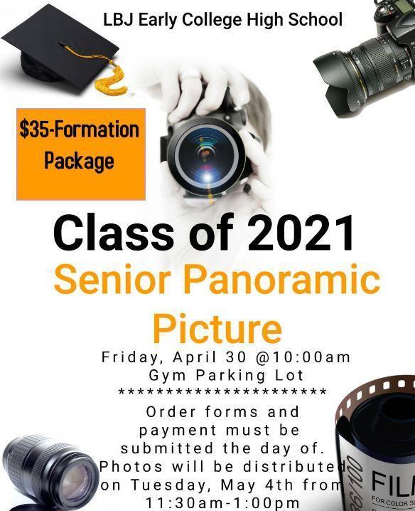 2021 Senior Panoramic Picture Featured Photo