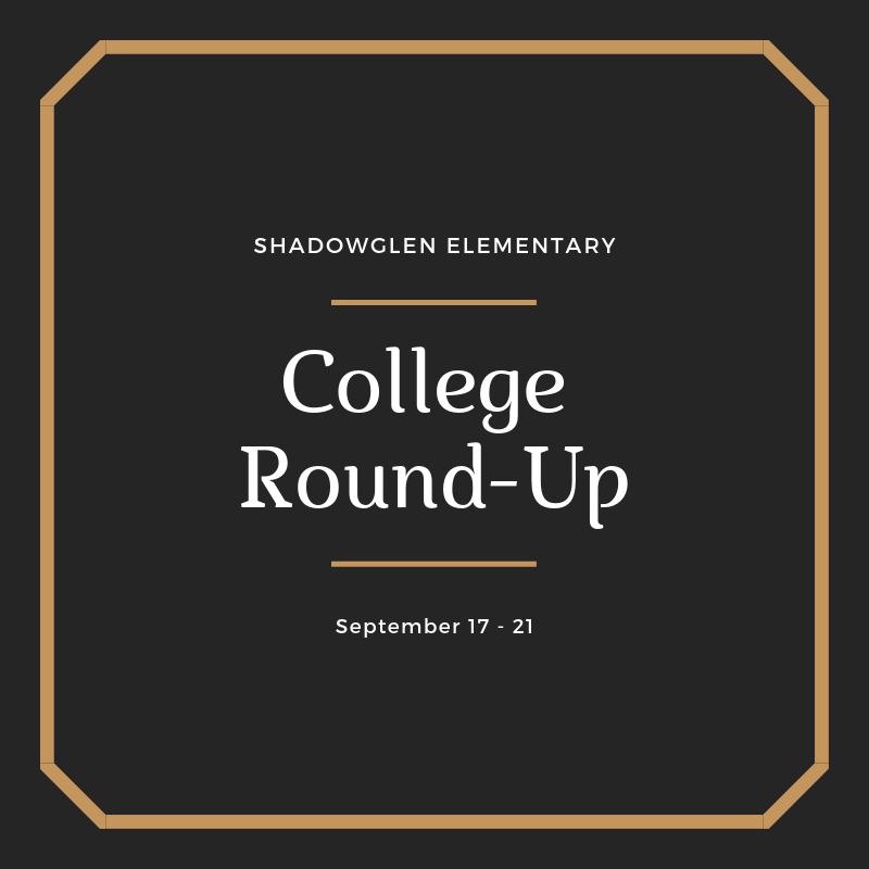 College Round-Up at SGE Thumbnail Image