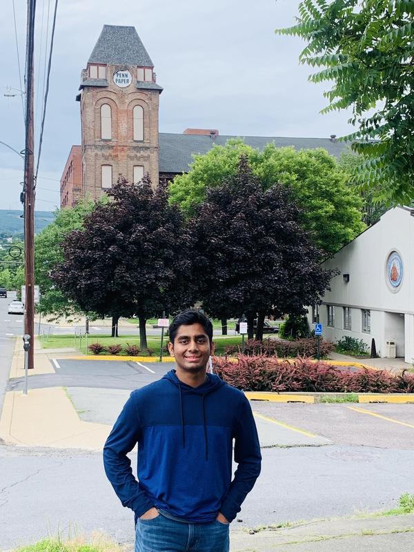 Stockdale High School senior, Rishabh Bose, earned a perfect score on his ACT exam.