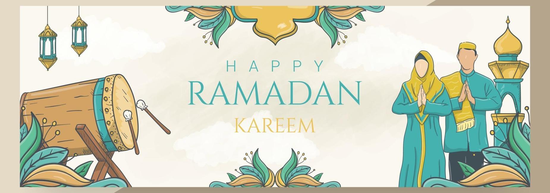 Happy Ramadan Kareem 2021