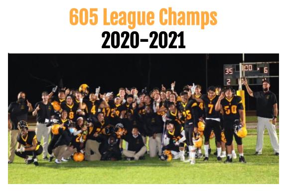 605 League Champs