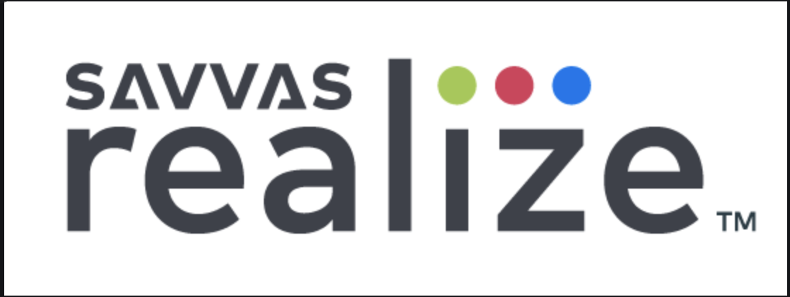 Savvas Realize logo.