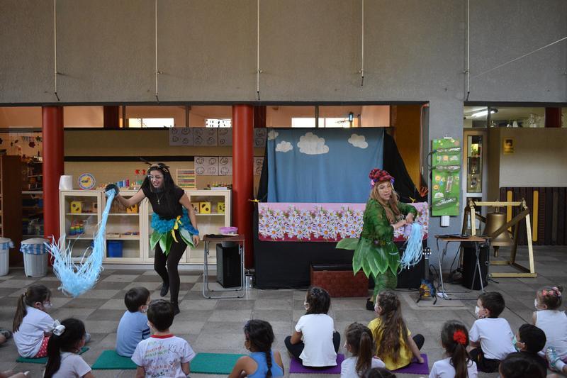 Teatro medioambiental por el Día del Estudiante Featured Photo