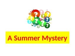 2019 Summer Mystery Camp Featured Photo