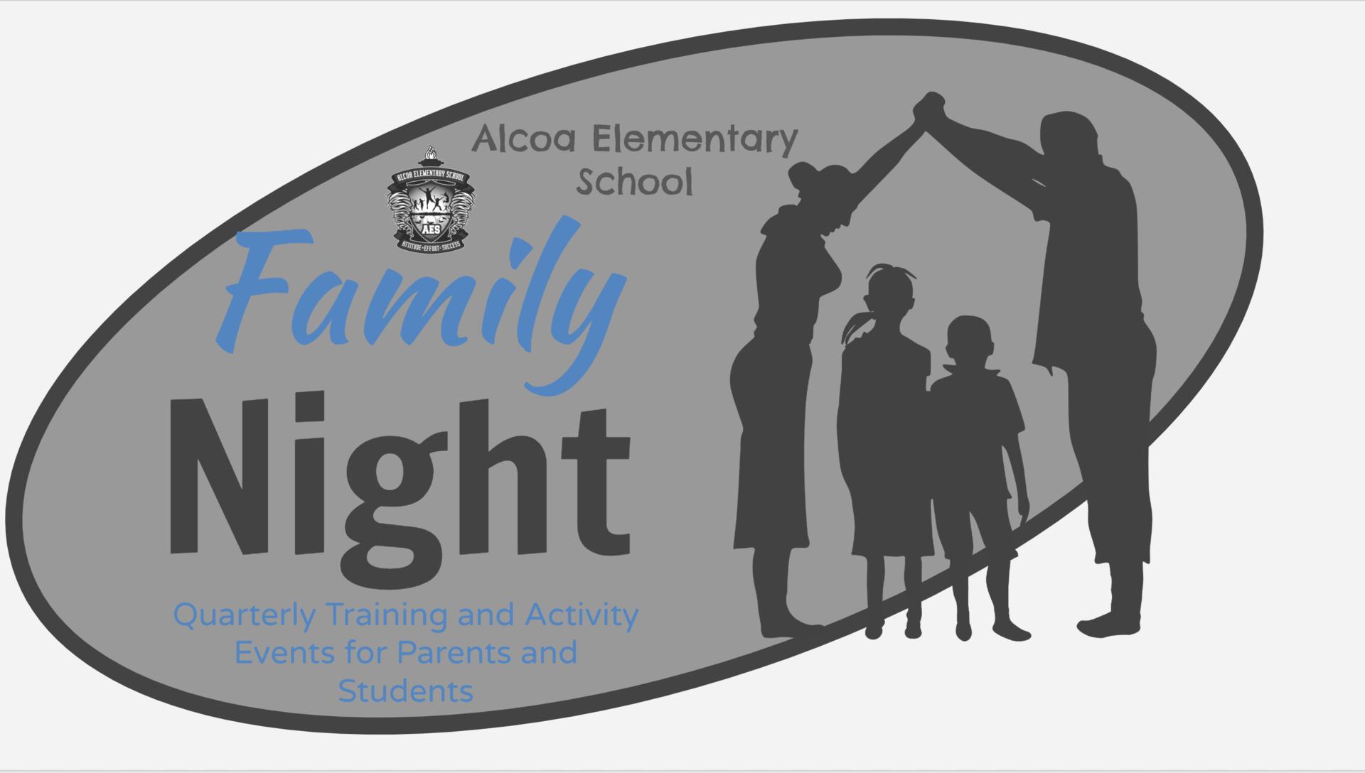 Family Training Night Logo