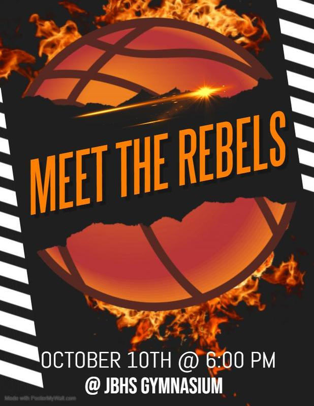 Meet the Rebels Night October 10th