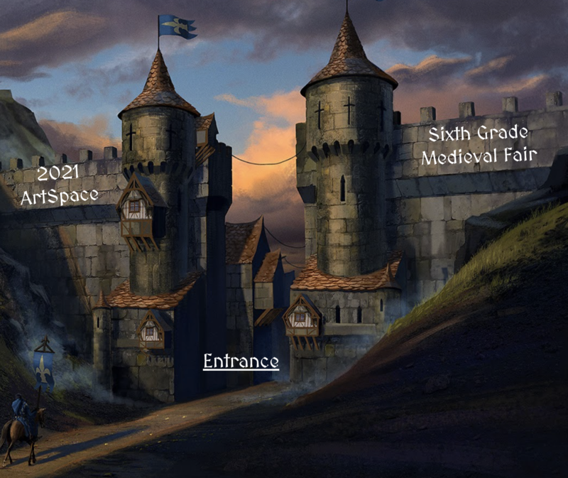 an image of a medieval castle