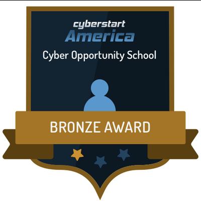 CyberStart America Badge