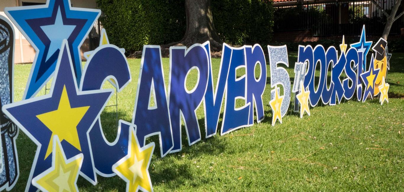 Carver Rocks!