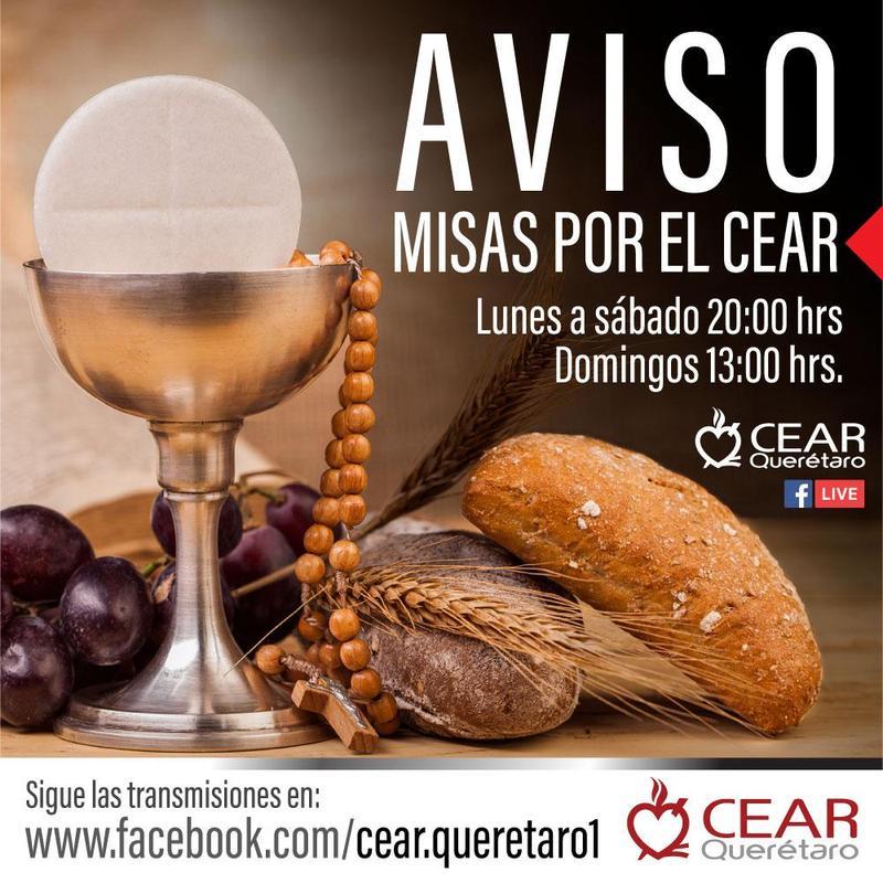 Misas por el CEAR Featured Photo