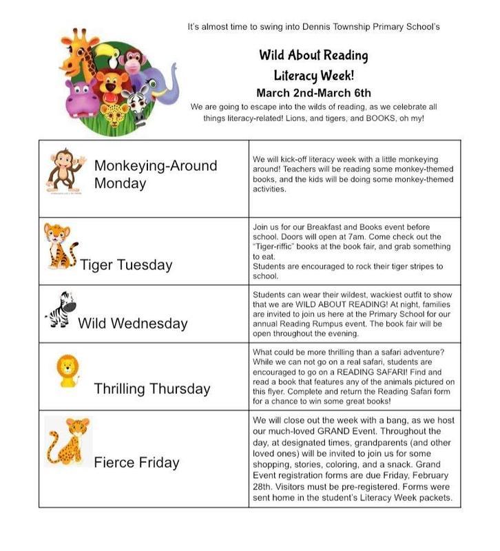 Literacy Week Thumbnail Image