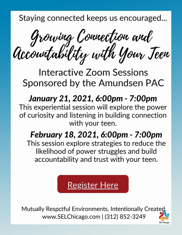 Join us for the next part of Understanding Adolescence Series on Thursday 1/21 at 6pm! Click here to register Featured Photo