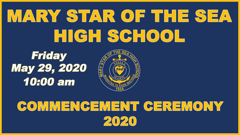 Graduation at 10am Friday, May 29 Featured Photo