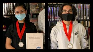 2021 STEM Showcase Winners