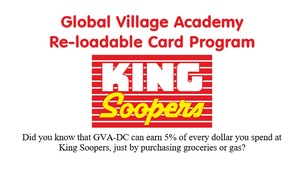 King Soopers reloadable cards