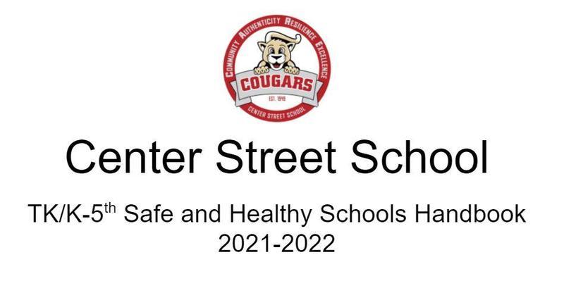 Safe & Healthy Schools Handbook Featured Photo