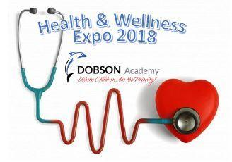 Health and Wellness Expo logo