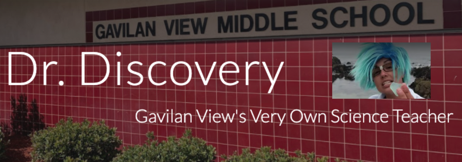 Dr. Discovery Website