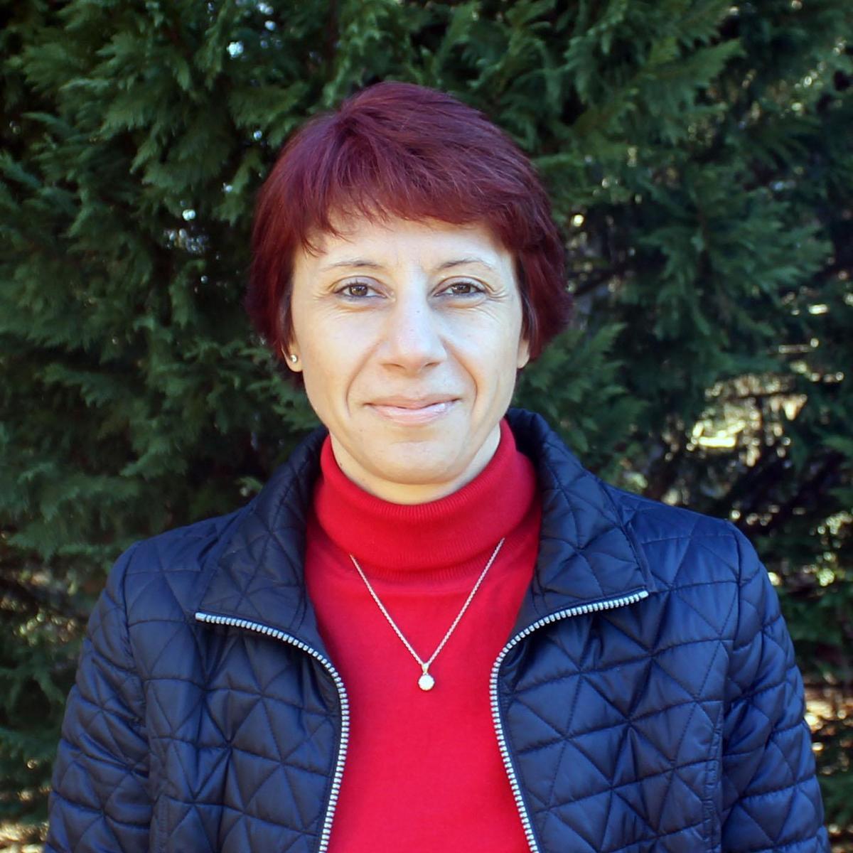Headshot of Jasmina Bratic