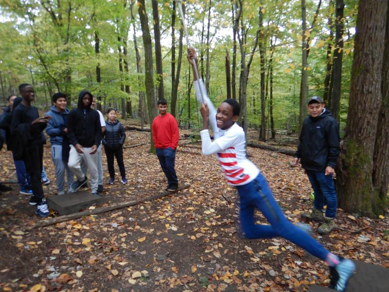 9th Grade Overnight Trip to Princeton-Blairstown Center! Featured Photo