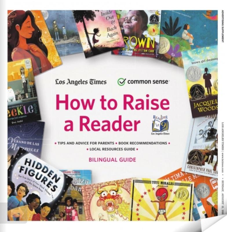How to Raise a Reader (Spanish version available!) Featured Photo