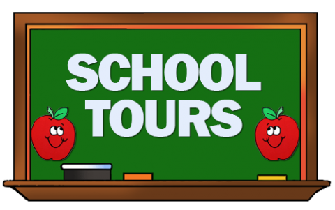 Image result for school tour clipart