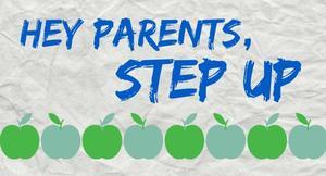 Hey Parents Step Up