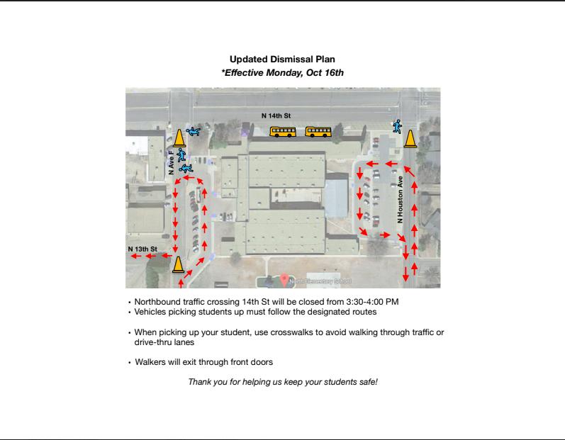 NORTH DISMISSAL MAP Thumbnail Image
