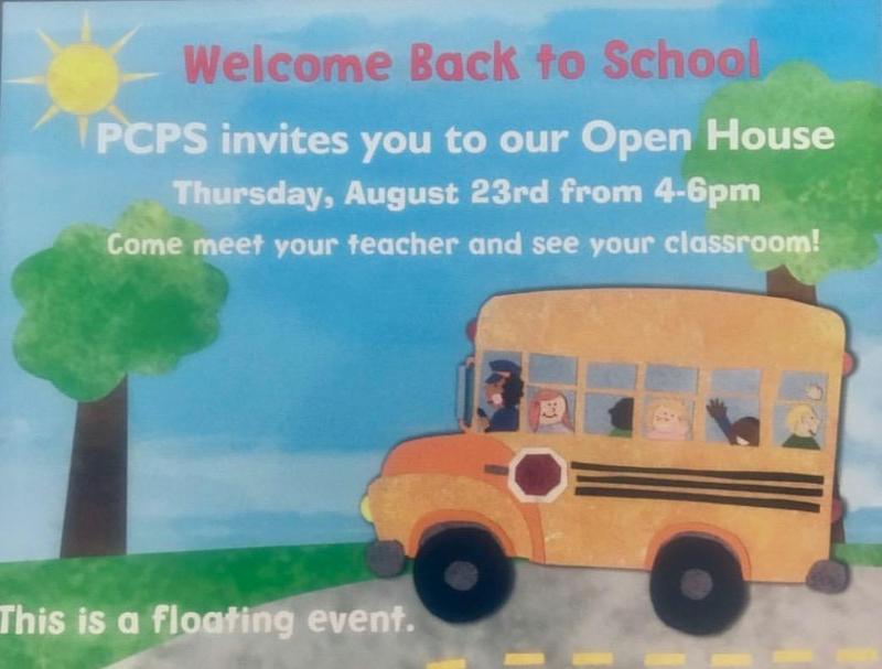 SCHOOL BUS OPEN HOUSE
