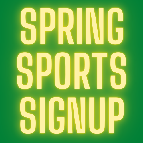 Spring Sports Signup Featured Photo