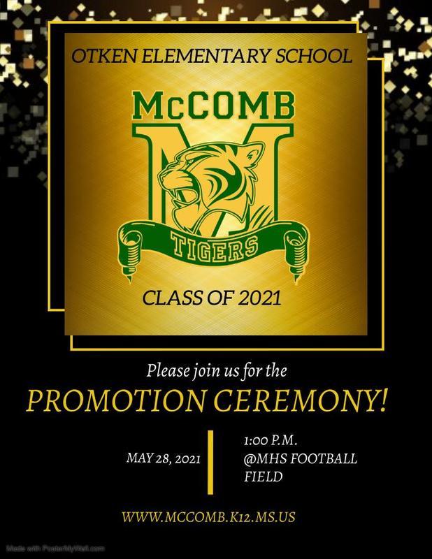 Otken Elementary School Promotional Ceremony 2021