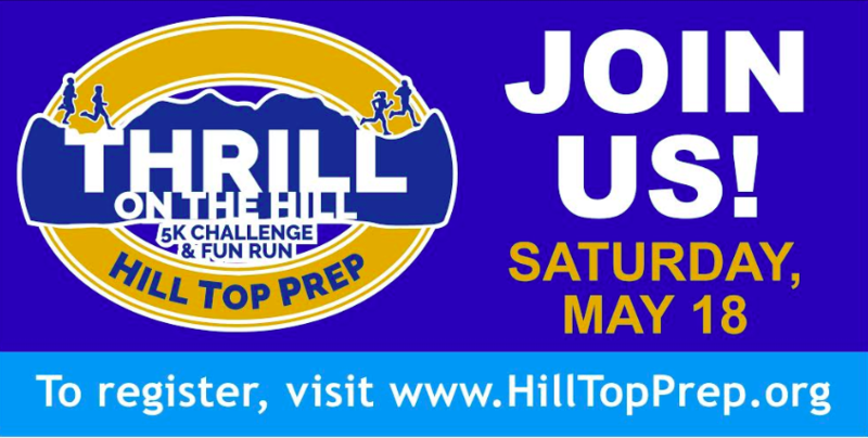 Thrill on The Hill - Register Today! Featured Photo