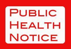 Public Health Notice
