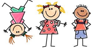clip art of kids